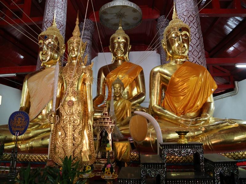Ayutthaya - Wat Phutthaisawan